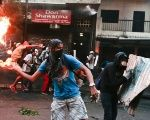 Venezuela's opposition took to social media to manipulate the international media into portraying right-wing protesters as victims of violence, rather than the perpetrators.