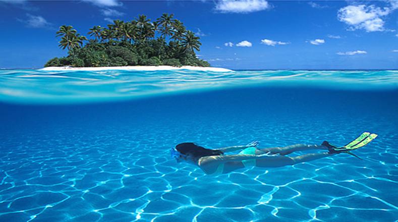El Océano Índico se extiende entre las costas orientales de África, el sur de Asia, Australia y la Antártida.