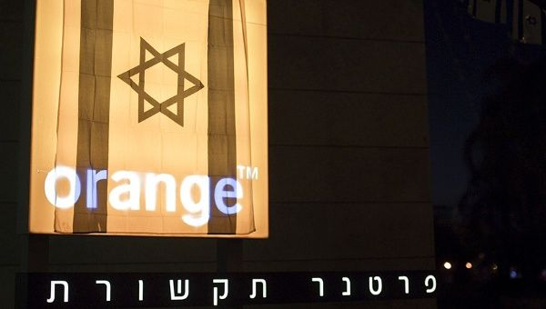 French telecommunication group Orange lent its brand to Israels Partner, which operates in illegally occupied Palestine.