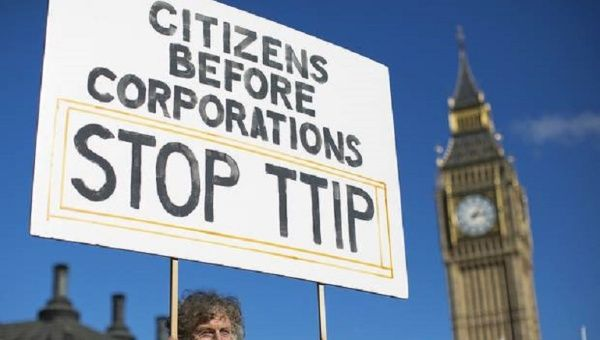 Trade agreements like TISA, TPP and TTIP will sideline national laws, Wikileaks says.