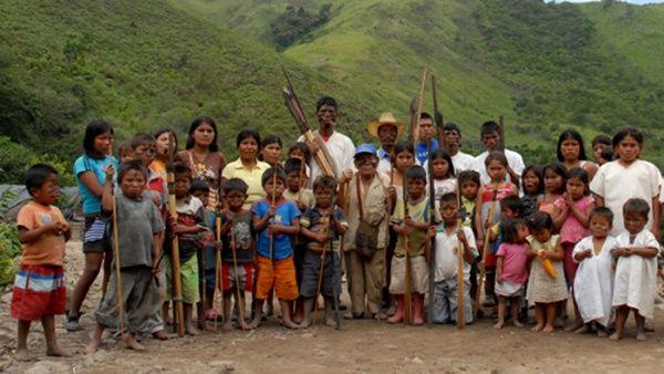 En riesgo de extinción pueblos indígenas en Colombia