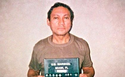 Manuel Noriega was extradited from France to Panama in 2011.