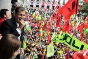 Rafael Correa announced on June 15 the temporary withdrawal of the Law of Redistribution of Wealth