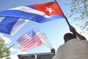 Cuba and the United States made the historical decision to restore diplomatic relations last December.