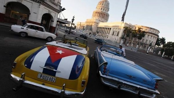 Over 2 million people have visited Cuba since the start of the year.
