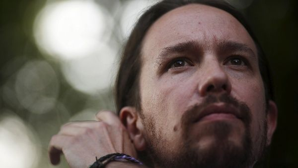 Iglesias said Podemos would continue to back Greece