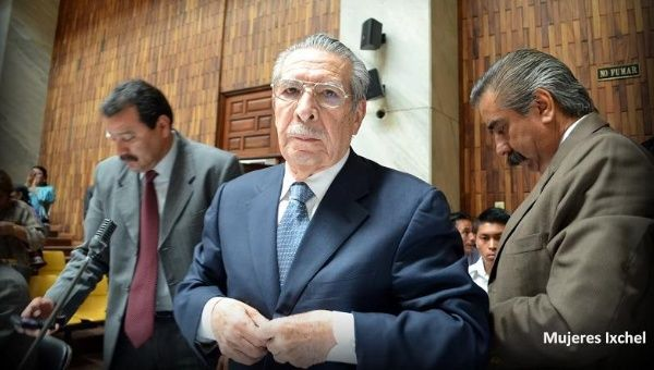 Guatemalan former dictator Efrain Rios Montt will face retrial for genocide.