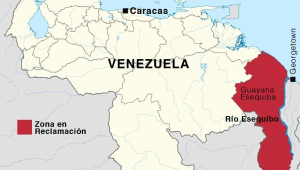 US Targets Venezuela Using Border Dispute as Pretext | Opinion ...