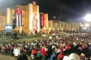 62nd anniversary of the Assault on the Moncada Barracks in Santiago de Cuba.