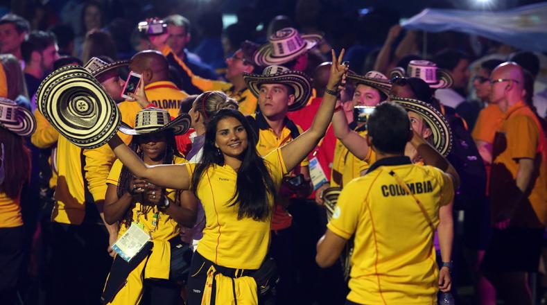 Colombia tuvo una de las participaciones más destacadas de la competencia, con 27 medallas de oro, 14 de plata y 31 de plata, quedando en quinto lugar detrás de Cuba, que obtuvo 36 de oro y un total de 97 preseas.