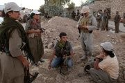 PKK rebels, northern Iraq.