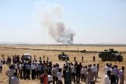 Kurds Resist Turkish, IS Group Aggression