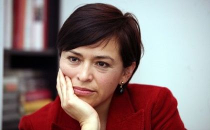Renowned Mexican journalist Anabel Hernandez