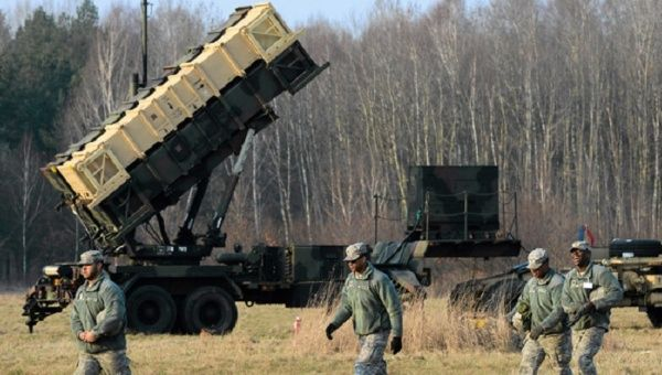 Saudi Arabia is purchasing 600 advance Patriot missiles from the United States.