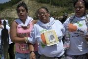 Families of the disappeared hope to find their loved ones as the world's largest mass grave is exhumed in Colombia.