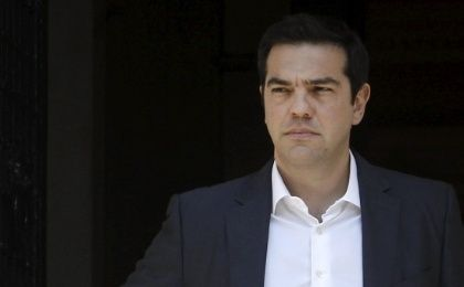Greek Prime Minister Alexis Tsipras signs energy agreement with Venezuela