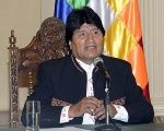 Evo Morales seeks to formalize diplomatic relations with Chile