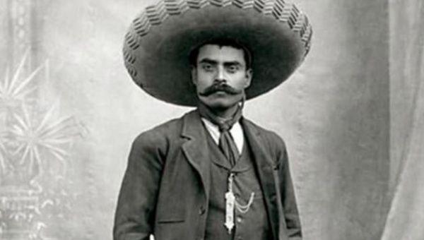 Emiliano Zapata nació el 8 de agosto de 1879 en Anenecuilco, estado Morelos (centro de México).