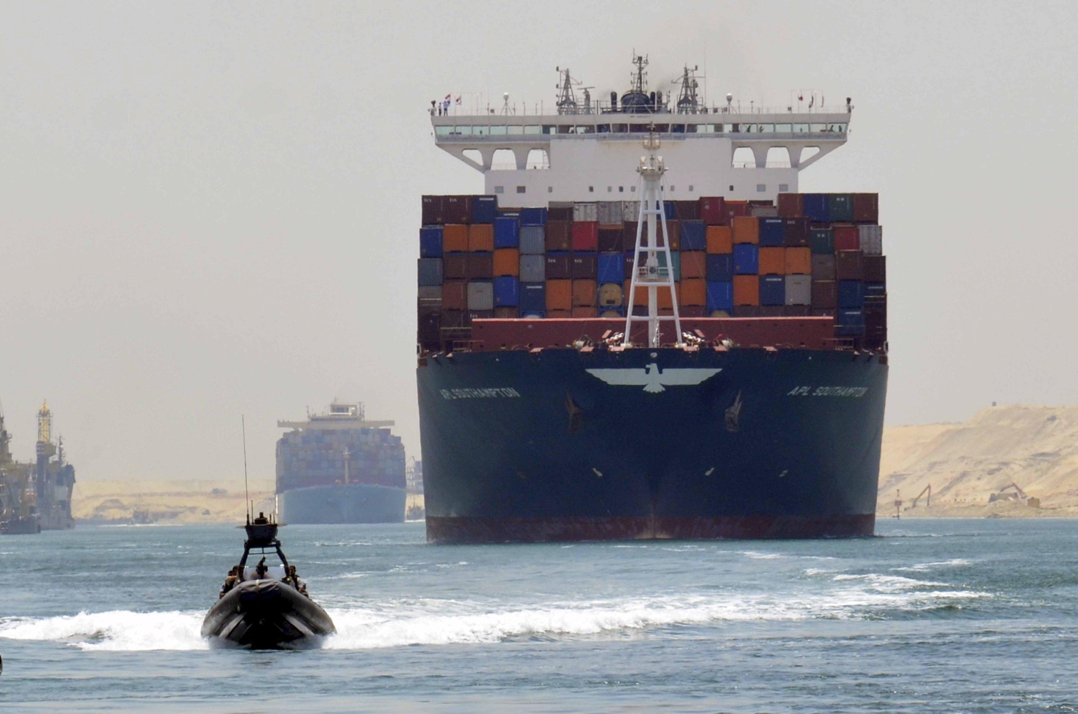 Egipto inaugura hoy la ampliación del Canal de Suez | Noticias | teleSUR