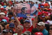 Hugo Chavez was wildly popular among Venezuela's poor and working class.
