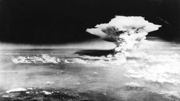 Bomba Nuclear En Japon