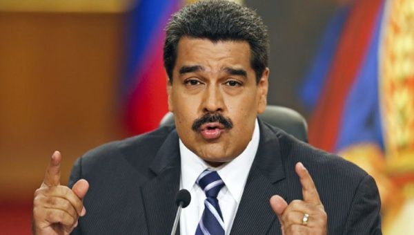 President Nicolas Maduro declares a state of exception