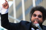 Cornell West, philosopher, author, critic, civil rights activist has endorsed Bernie Sanders for president.