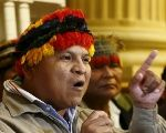 Chiefs of Indigenous communities near Peru's biggest oil field, lot 192, are pressing for better benefits and environmental monitoring as the government negotiates a new contract with Canadian energy company Pacific Stratus Energy