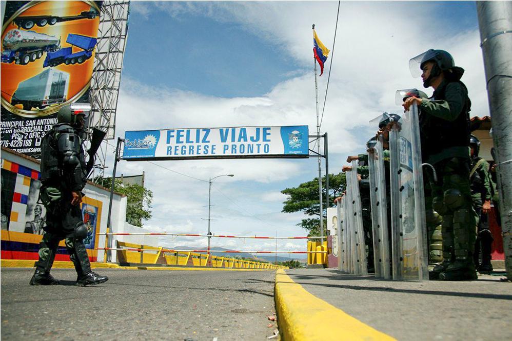 Negocios ilícitos que escondía la frontera colombo-venezolana ...