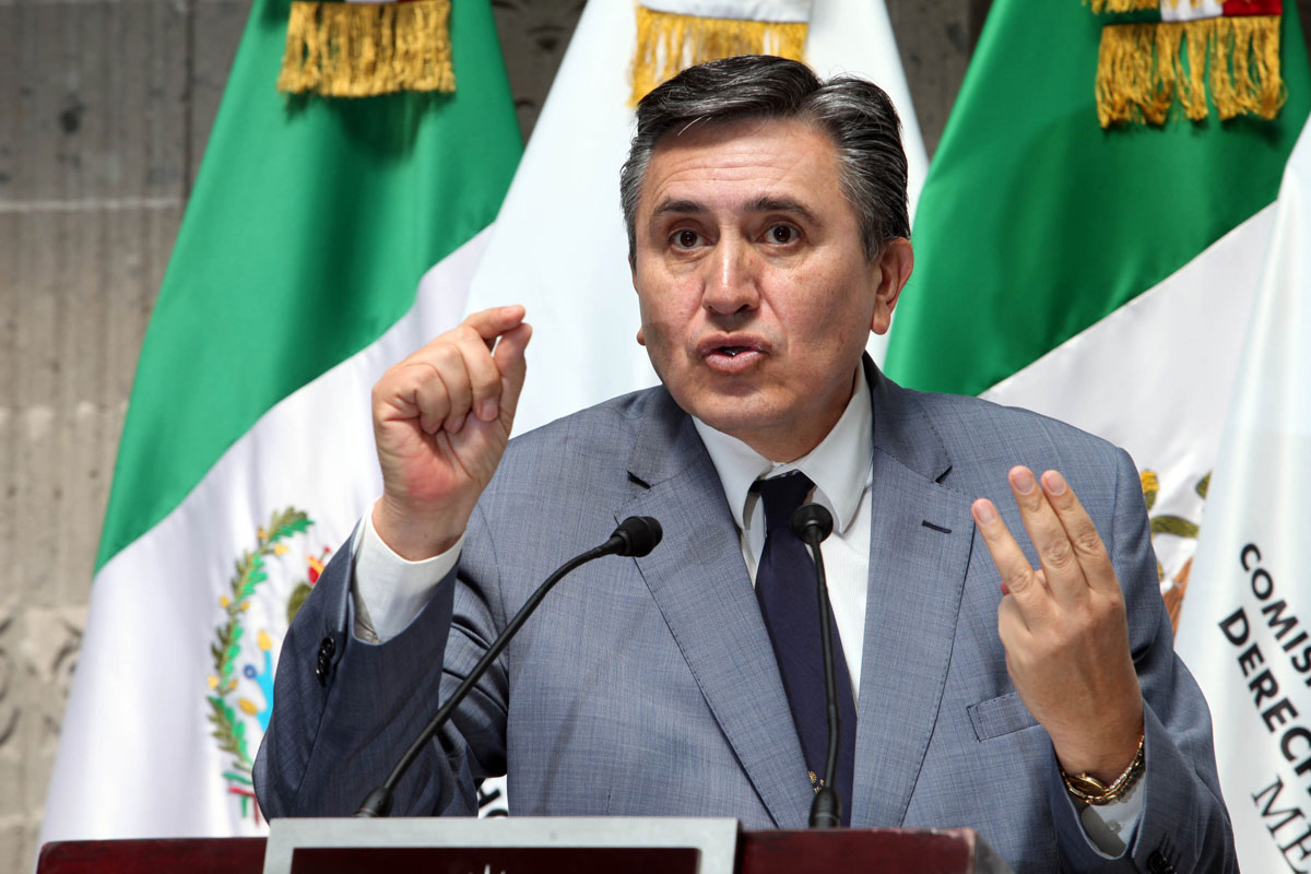 México: padres de los 43 de Ayotzinapa harán huelga de hambre