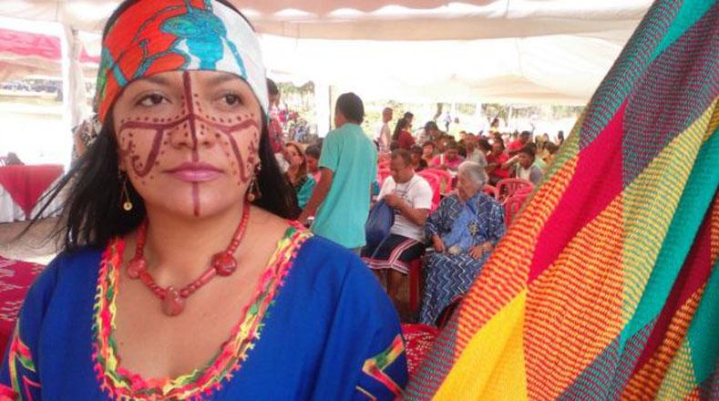 La Mujer Indígena Venezolana Homenajeada En Su Día