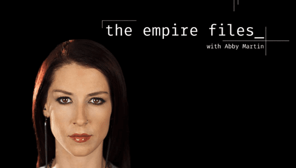 Journalist Abby Martin
