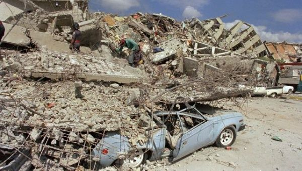 7.4 Million at Risk if Earthquake Hits Mexico City | News ...