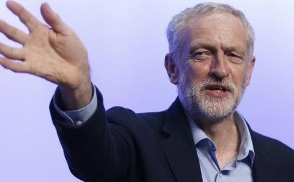 The new Labour Party leader Jeremy Corby has announced he will run in the 2020 elections.