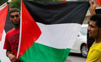 Palestinian solidarity is surging on U.S. university campuses, but Palestine Legal and Jewish Voice for Peace say the movement is facing a counter-offensive by pro-Israel groups.