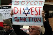 Conservative officials claim that leftwing councils have been encouraged to boycott Israeli products by Jeremy Corbyn's Labour party leadership.
