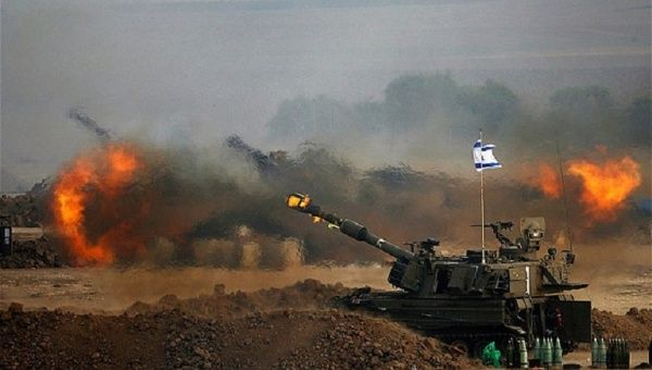 Israel has gradually began to carry out attacks on Gaza once again.