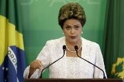 Brazilian President Dilma Rousseff is weathering a number of efforts to oust her from office.