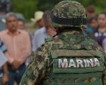 Locals in Tamazula, Durango, accused the Mexican navy of opening fire indiscriminately on them and their homes.