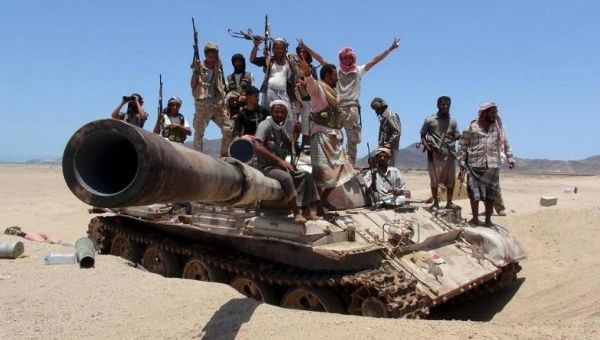 Yemen Rebel Forces Fire a Scud Missile into Saudi Arabia   News ...