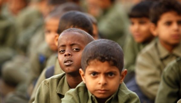 Over 530,000 thousand children in Yemen face potential famine and death, as the humanitarian crisis deepens. | Photo: Reuters [telesur ]