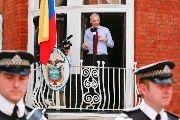 Assange has been trapped inside Ecuador's Embassy in London since he sought asylum there in 2012 to avoid extradition to Sweden.