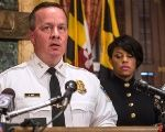 Kevin Davis was appointed interim Baltimore Police Commissioner, Jul. 8 2015.