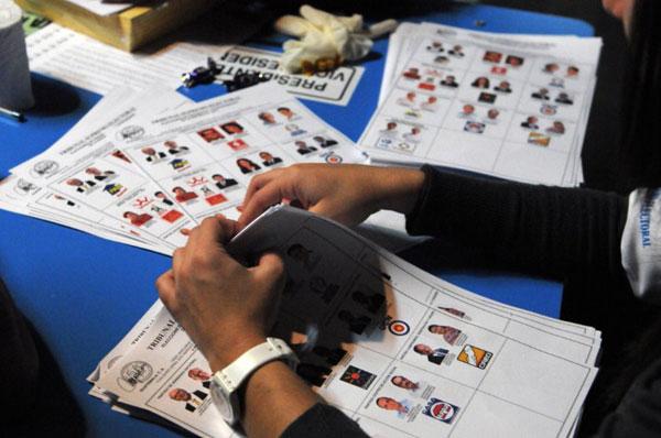 Resultado de imagen para boleta de elecciones guatemala