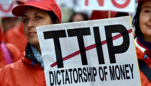 The TTIP