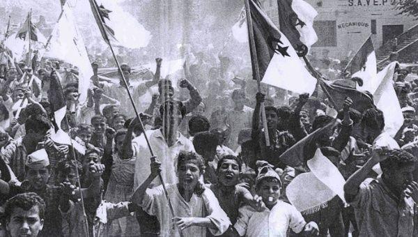 Resultado de imagen de Argelia independencia