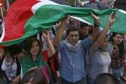 Palestinians in Chile, the largest Palestinian population outside of the Arab world, have been active in criticizing Israel and its policies.
