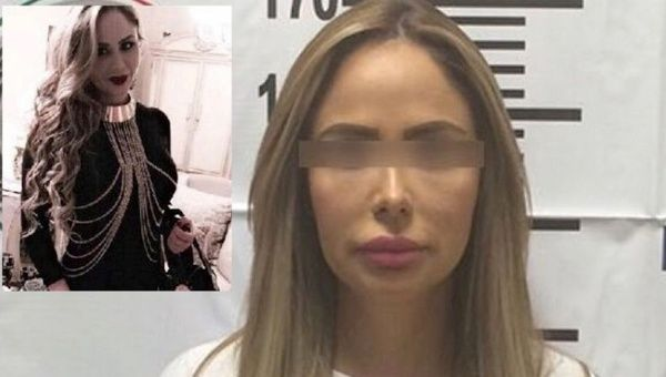 "Ana Marie Hernandez, known as ""La Muñeca"" or ""The Doll"" allegedly had a love affair with Joaquin ""El Chapo"" Guzman."
