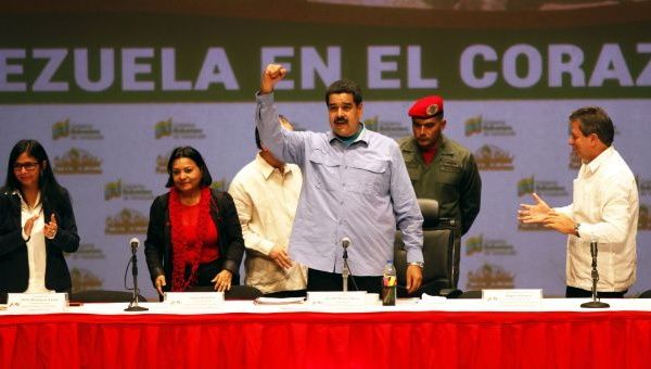 President Nicolad Maduro praised the work of Barrio Adentro, a health program launched under his predecessor, Hugo Chavez.