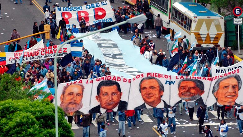 EN FOTOS: Cuando América Latina dijo NO al ALCA | Multimedia | teleSUR